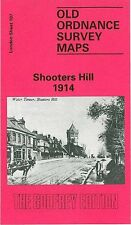 MAP OF SHOOTERS HILL 1914