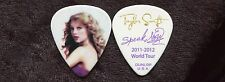 TAYLOR SWIFT 2011 Speak Now Tour Guitar Pick!!! Taylor's concert stage Pick