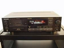 Pioneer CT-449 noble cassette deck with car Ble, 12 Months Warranty
