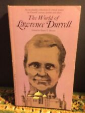 The World of Lawrence Durrell, ed Harry T. Moore, Dutton 1964 UNREAD