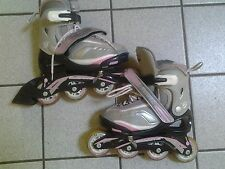 Bladerunner Twist Adjustable Inline Skates Roller Blades Size 1-4 US, worn once!