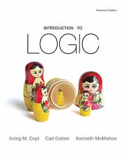 Introduction to Logic 14th Int'l Edition