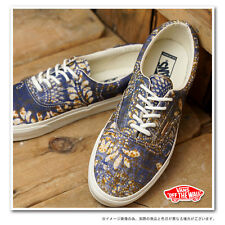Vans Era CA Batik Indigo Dress Blues Men's Classic Skate Shoes Size 10