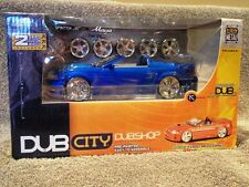 Jada Toys 2002 Dub City Ford Mustang 1:24 Diecast Car