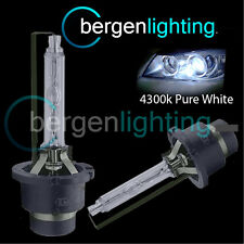 2X 4300K D4S XENON HEADLIGHT BULBS STANDARD WHITE FOR LEXUS IS IS200 IS220