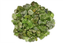 1 lb Wholesale Pakistani Peridot Rough Stones - Tumbling Tumbler Rocks, Reiki, W