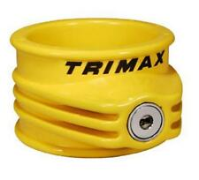 Trimax 5TH Wheel Lock King Pin Unattended Fifth Wheel Trailers Tow Hitch Camper
