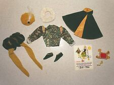 Barbie:  Ken VINTAGE Complete THE PRINCE Outfit w/CLEAR SPIKE!