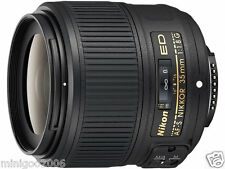NEW NIKON AF-S NIKKOR 35mm f/1.8G ED (35 mm f1.8 G ED) Wide Angle Lens*Offer