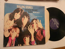 LP, Rolling Stones, Through the Past Darkly (Big Hits V 2), Square, Reissue VG++
