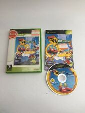 THE SIMPSONS HIT AND RUN FOR MICROSOFT XBOX ORIGINAL GAME PAL