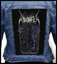 UNANIMATED - In the Forest of the...   --- Huge Jacket Back Patch Backpatch