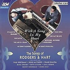 With a Song in My Heart: The Songs of Rodgers & Hart by LIVING ERA   (CD,