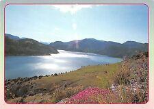 BT6683 Serre Poncon le plus grand lac artificiel d europe       France