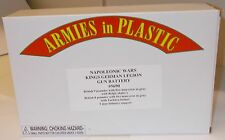 Armies in Plastic 5690 - Napoleonic Wars - German Legion Gun Battery        1/32
