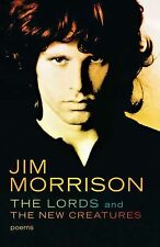 The Lords and the New Creatures by Jim Morrison (1971, Paperback)