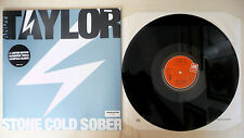 ANDY TAYLOR - STONE COLD SOBER 33 giri A&M 1990 MADE IN UK
