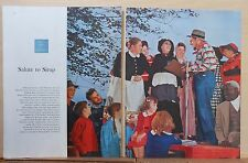 1956 magazine pictorial - Salute to Sirup - Sorghum Show in Hawesville Kentucky
