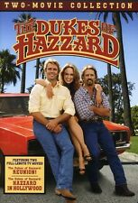 Dukes of Hazzard Two Movie Collection [2 Discs] (2008, REGION 1 DVD New)