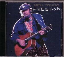 CD (NOUVEAU!). Neil young-Freedom (Keep on rocking in the free world mkmbh
