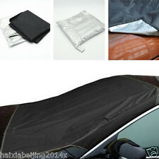 Car Black Snow Protect Cover Magnet Windshield Ice Sun Frost Protector Tarp Flap
