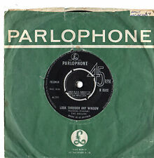 "The Hollies - Look Through Any Window 7"" Single 1965"