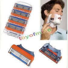 Kompatible Rasierklingen für For Gillette Fusion Rasierer ( 4 Stück )