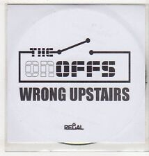 (EV598) The On Offs, Wrong Upstairs - DJ CD
