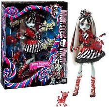 *NIB* MONSTER HIGH Sweet Screams Frankie Stein Doll