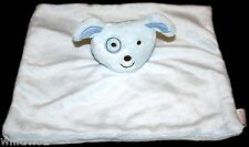 Boots Mini Club Blue Puppy Dog Baby Security Blanket Soother Comforter Miniclub