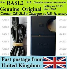 CANON Genuine Charger CB-2LSE NB-1L Powershot S230 S500 S400 S110 S330 S410 S100