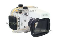 40M Waterproof Underwater Housing Hard Case Bag for Canon WP-DC44 Powershot G1 X