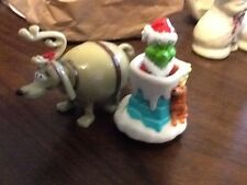 Dr. Seuss The Grinch & Max Christmas Toys