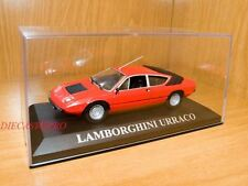 LAMBORGHINI URRACO RED 1:43 MINT!!!