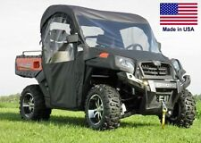 Full Cab Enclosure for CF Moto UForce 800 - Vinyl Windshield, Doors, Canopy, Etc
