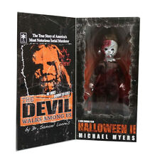 "MEZCO Living Dead Dolls HALLOWEEN MICHAEL MYERS 27cm/10.6"" Horrible Figure"