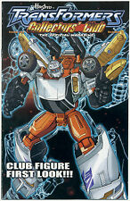 TRANSFORMERS COLLECTORS CLUB MAGAZINE #41 October November 2011