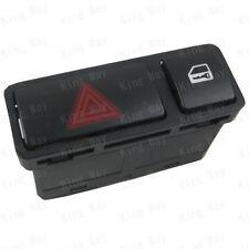 EMERGENCY HAZARD FLASHER CENTRAL LOCKING SWITCH For BMW E46 E53 E85 325 X5 Z4