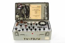 TV-7/DU Hickok Military Tube Tester