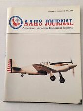 AAHS Journal Airplane Magazine P-51 The Real Story Fall 1996 121516rh
