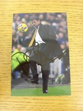 circa 2000s Autographed Glossy Photograph: Hull City - Brown, Phil.  When listin