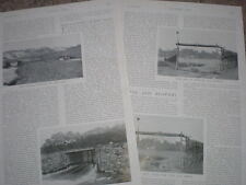 Photo article Old Scottish Salmon traps 1904