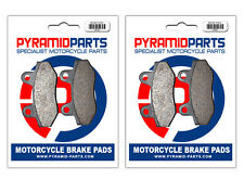 Hyosung GV 650 Aguila 04-05 Front Brake Pads (2 Pairs)