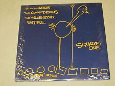 Connotations et al Square One 1988 MBT / NYU Records ALTERNATIVE ROCK Sealed LP