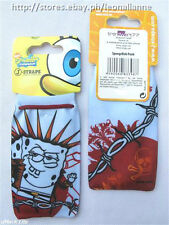 75% OFF! AUTH J-STRAPS SPONGEBOB MOBILE PHONE SOCK BAG # 8 BNWT EU 2.5