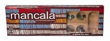 Lagoon Games Mancala Fun Wooden Board Game Cool Simple Math Mankala / Khala