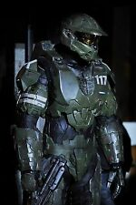 HALO 4 MK-V ARMOUR COMPLETO SCALA1:1 INDOSSABILE COSPLAY (costume armatura armi)