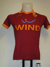 AS ROMA 2012/13 HOME SHIRT BY KAPPA SIZE LARGE BOYS BRAND NEW WITH TAGS