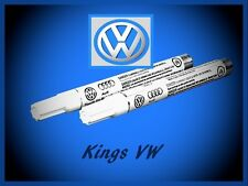 OEM Volkswagen VW Audi Code LB9A Candy White Touch Up Paint Pen / Clear Coat