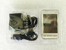 The Sharper Image Touch MP4 Player - NEW IN OPEN BOX
